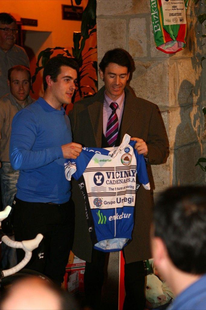 Jaime Delgado y Pedro Basarrate (Grupo Urbegi)