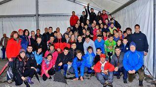 Balance positivo del Vicinay Cadenas-Lancor en los campeonatos de España
