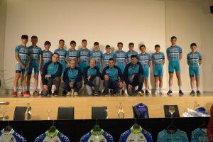 Presentación equipo ciclista VICINAY CADENAS-MENDIETA-LANCOR y ZABALGARB-PHOTON SUB-23
