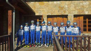 Training camp 2016 del equipo Vicinay Cadenas-Lancor