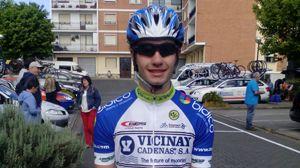 Ibai Arco, nueva incorporación al equipo VICINAY CADENAS-LANCOR