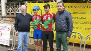 Jon Calvo Campeón de Bizkaia