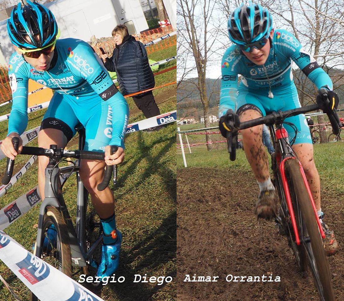 Campeonatos de España ciclo cross