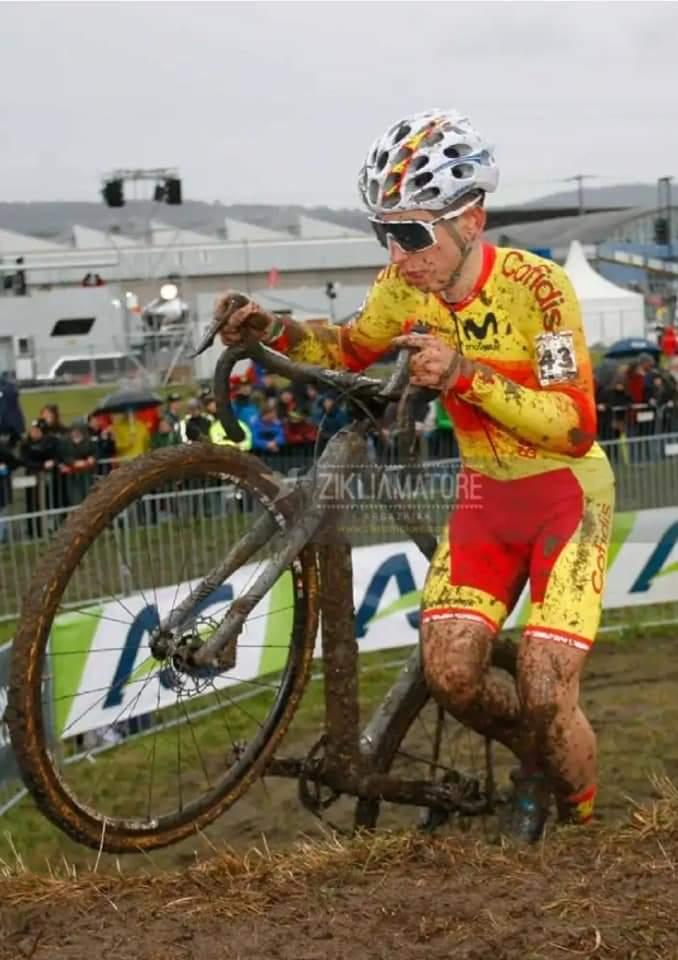 FIN a la temporada de ciclo cross